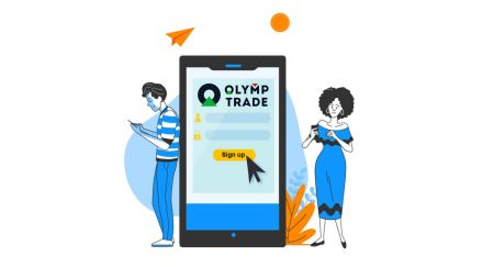 How to Create an Account and Register with Olymp Trade