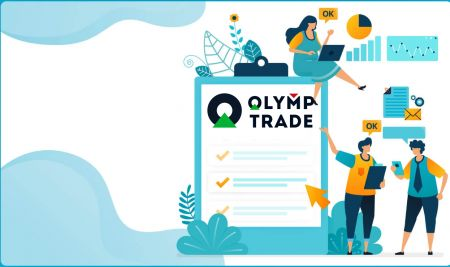 How to Login and Verify Account in Olymp Trade