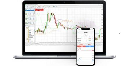 Effet de levier 1: 500 courtiers Olymp Trade Trading avec MetaTrader 4 (MT4)