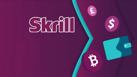 How To Deposit and Withdraw Money into Olymp Trade With a Skrill E-Wallet