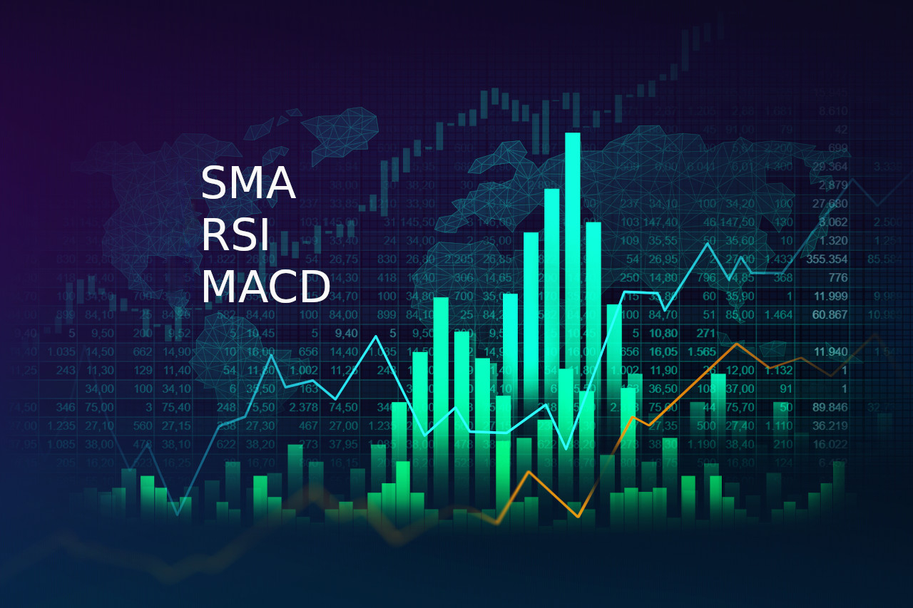 How to connect the SMA, the RSI and the MACD for a successful trading strategy in Olymp Trade
