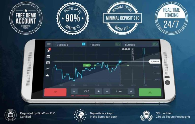 How to access, login and download Olymp Trade application