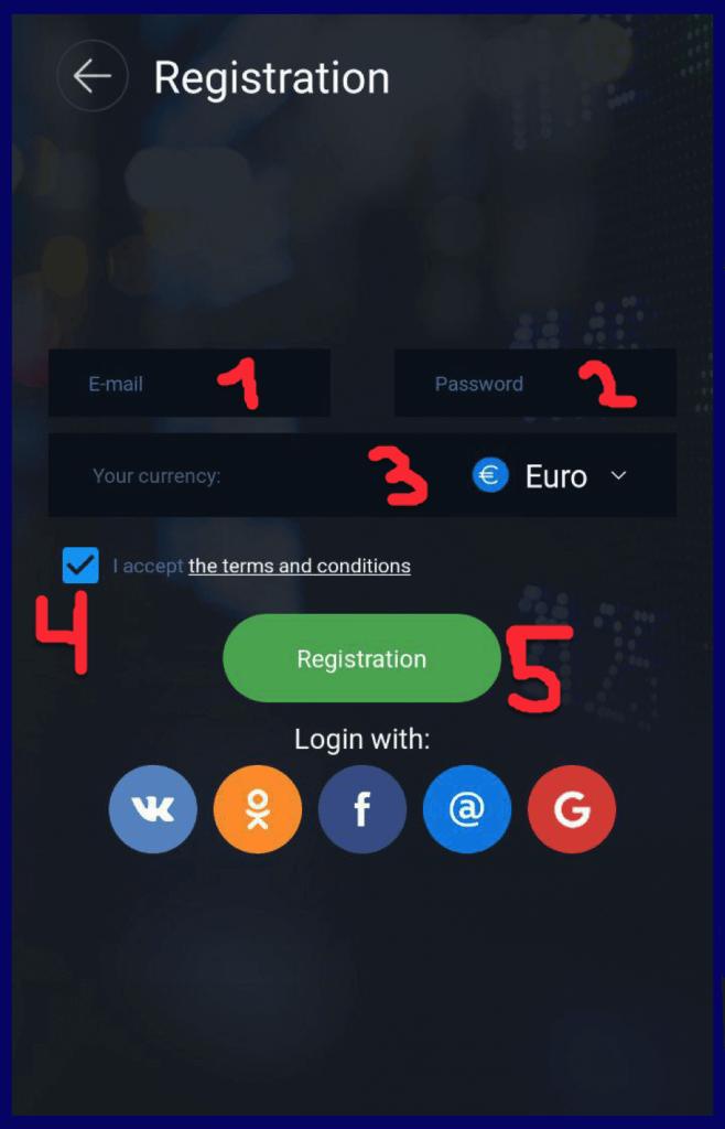 Olymp Trade Mobil Uygulaması Google Play'e (Android Uygulaması) nasıl kurulur
