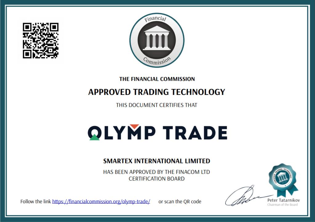 Est-ce que Olymp Trade Scam ou Safe Broker?